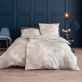 Комплект постельного белья (Германия) Bettwäsche Isabella Natur 155х200