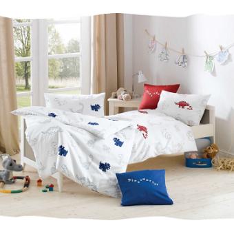 Комплект детского постельного белья Dino Lorena (Германия)