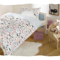 Комплект детского постельного белья Cats & Dogs Lorena (Германия)