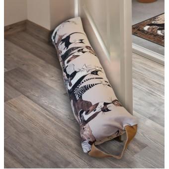 Подушка от сквозняков SERAFINO & FRIENDS (Германия) 85x15 см.